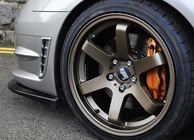 Обозначение и маркировка легкосплавных колес