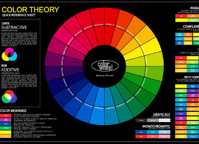 Условные обозначения цвета колесных дисков