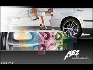 Защитники экрана от AEZ (Колесные диски)