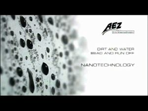 Видео от AEZ (Колесные диски). Технология NanoTec