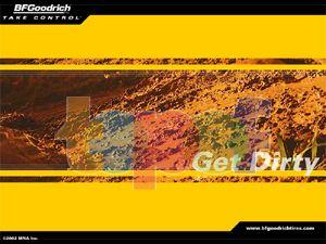 Защитники экрана от BFGoodrich (Шины). Под Macintosh