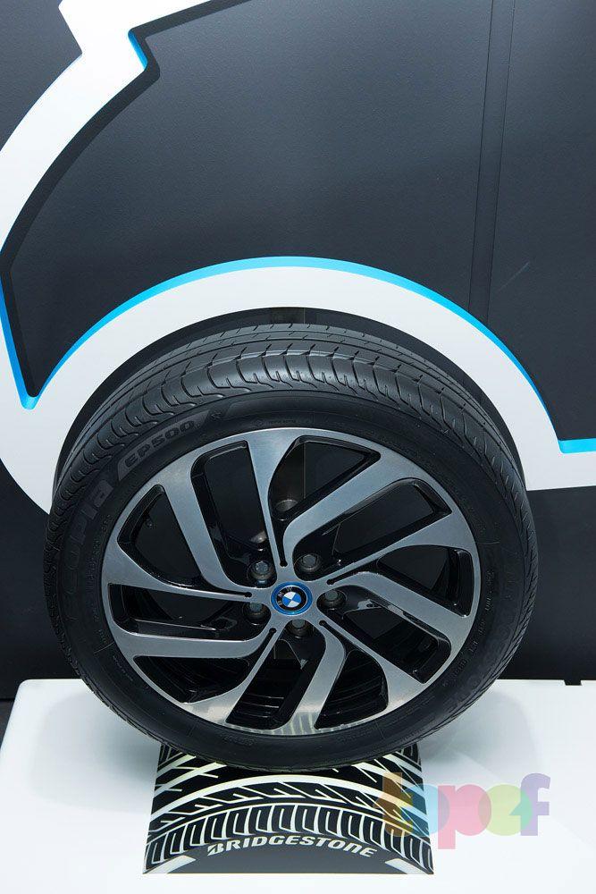 Разное от Bridgestone (Шины). Презентация шин Bridgestone на IAA 2013