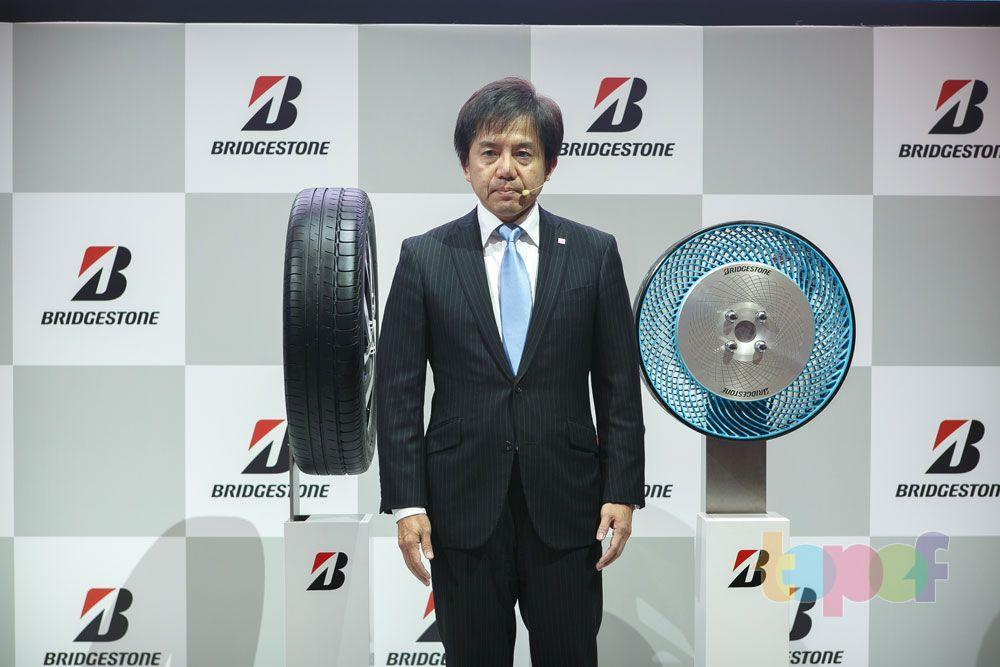 Разное от Bridgestone (Шины). Презентация шин Bridgestone на ММАС 2014