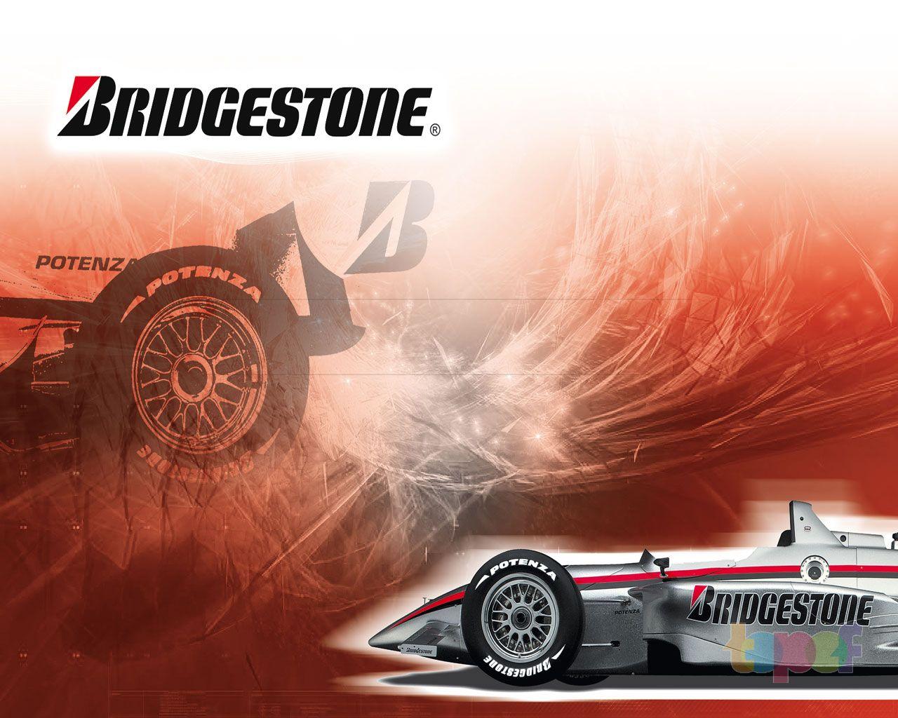 Обои от Bridgestone (Шины)