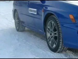 Видео от Bridgestone (Шины). В поддержку презентации шин