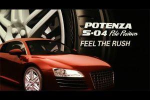 Видео от Bridgestone (Шины). Feel the RUSH