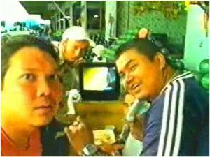 Видео от Bridgestone (Шины). Тайский бокс