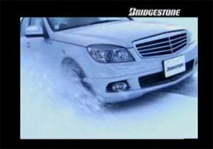 Видео от Bridgestone (Шины). Презентация двух новинок зимних шин