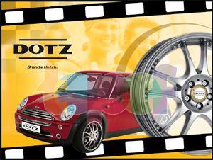 Защитники экрана от DOTZ (Колесные диски)