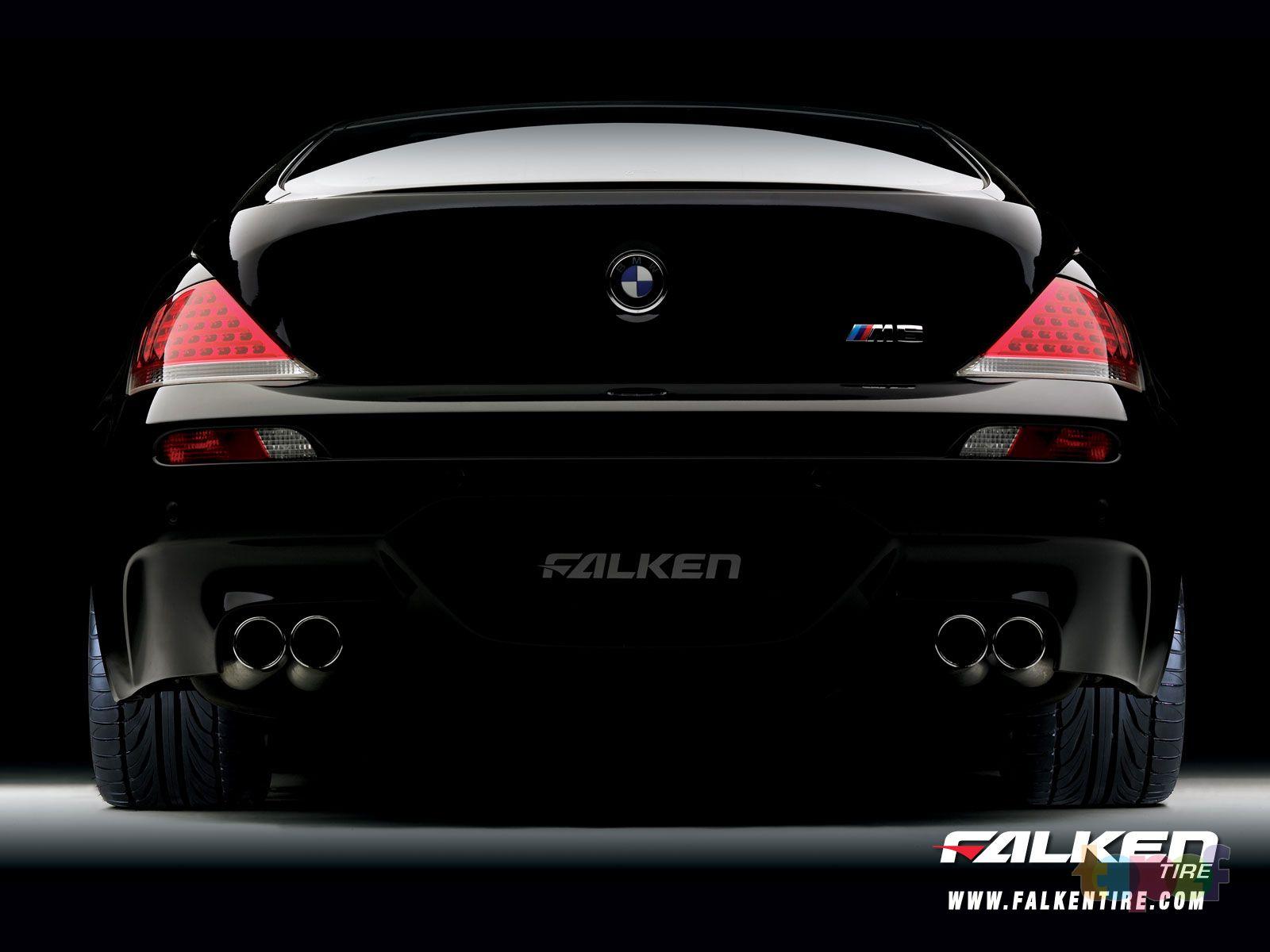 Обои от Falken (Шины). На BMW M6