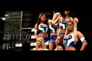 Видео от Falken (Шины). Девочки Falken 2009 года