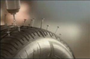 Видео от Kleber (Шины). Продавец дрели