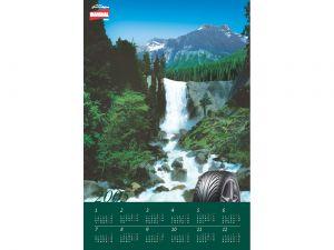 Календари от Marshal (Шины). 2005 год