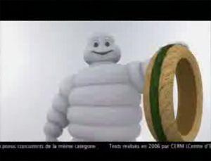 Видео от Michelin (Шины)