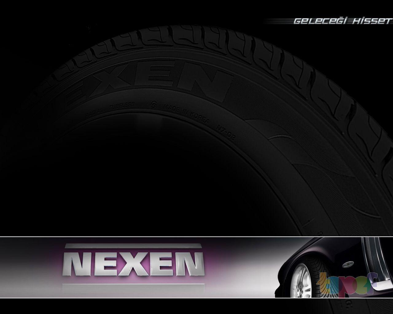 Обои от Nexen (Шины)