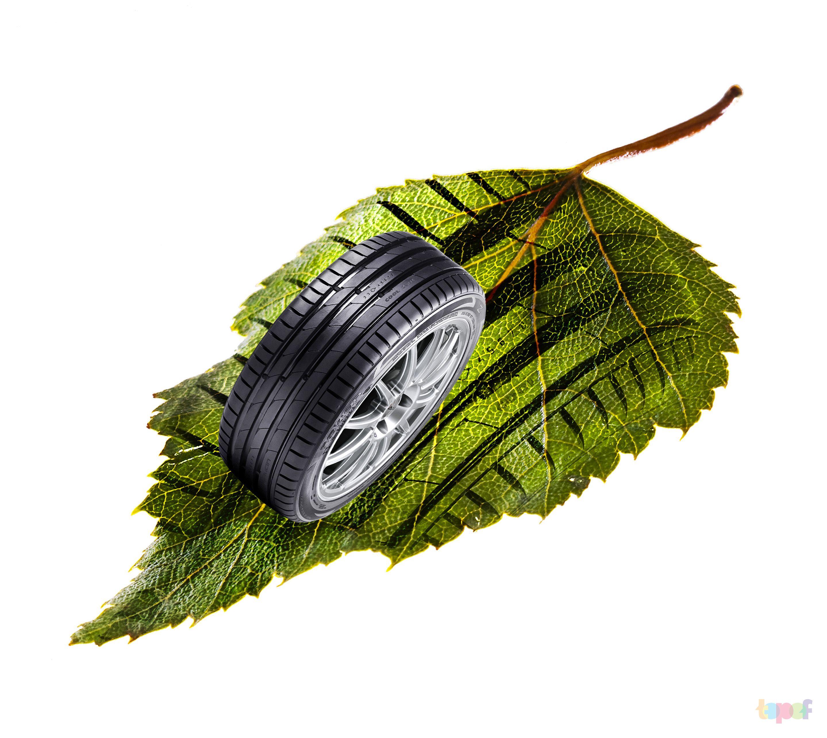 Разное от Nokian (Шины). Зеленые шины
