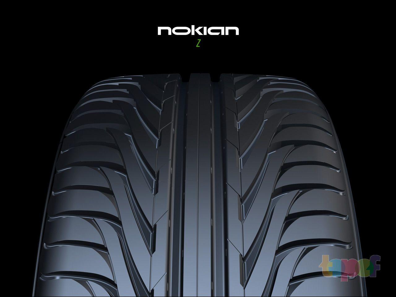 Обои от Nokian (Шины)