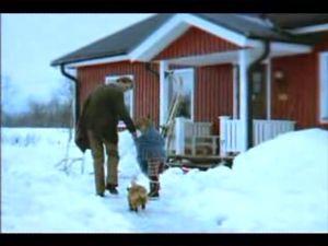 Видео от Nokian (Шины). Семейное счастье
