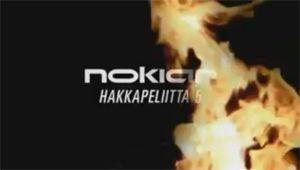 Видео от Nokian (Шины). Лед и Пламя