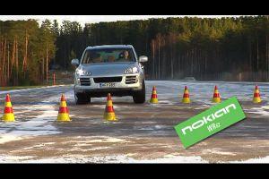 Видео от Nokian (Шины). В качестве поддержки новых шин WR G2