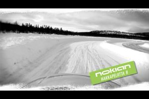 Видео от Nokian (Шины). В поддержку новых нешипованных шин