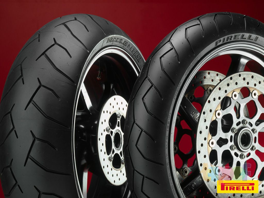 Обои от Pirelli (Шины)