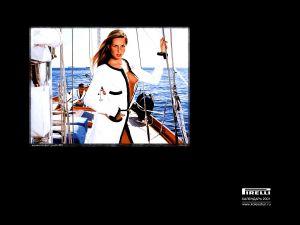 Календари от Pirelli (Шины). Календарь на 2001 год