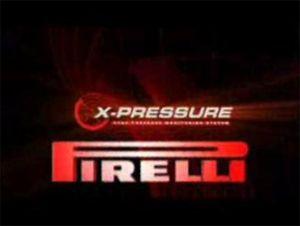 Видео от Pirelli (Шины). Система X-Pressure от Pirelli
