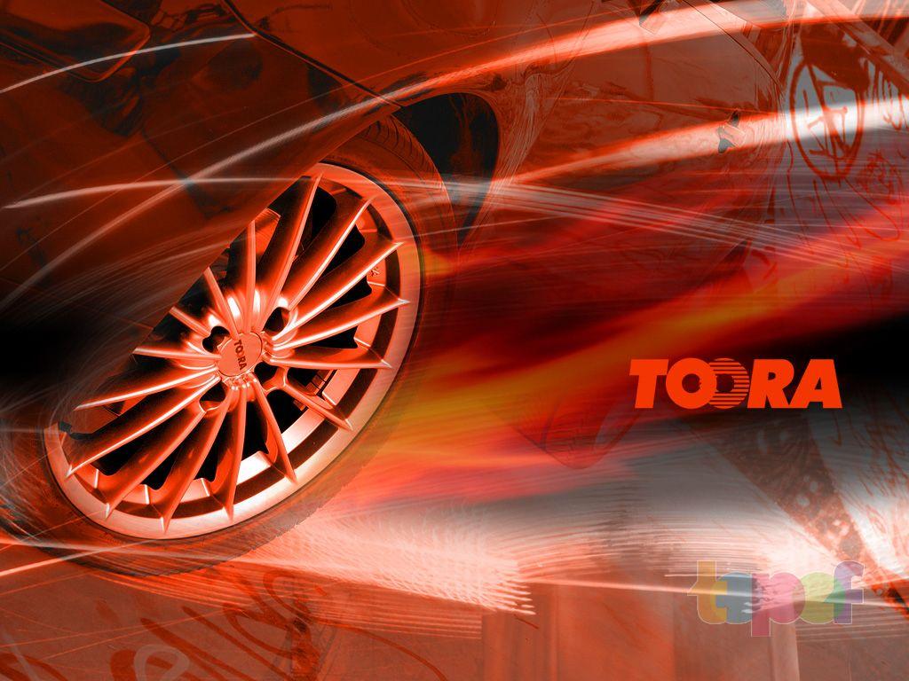 Обои от Toora (Колесные диски)