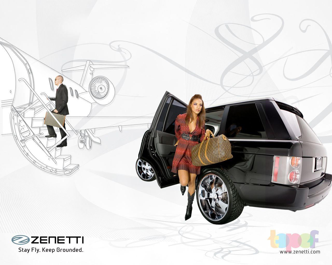 Обои от Zenetti (Колесные диски)
