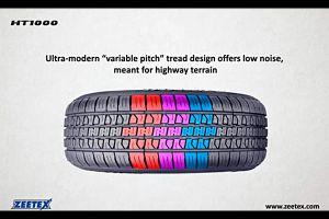 Видео от Zeetex (Шины). Мини рассказ об особенностях шин