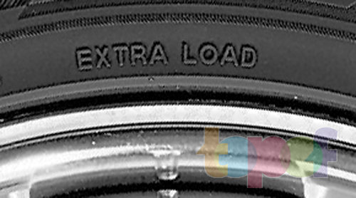 Маркировка шин. Обозначение Extra Load (XL)