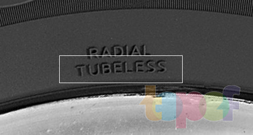 Маркировка шин. Обозначение Tubeless