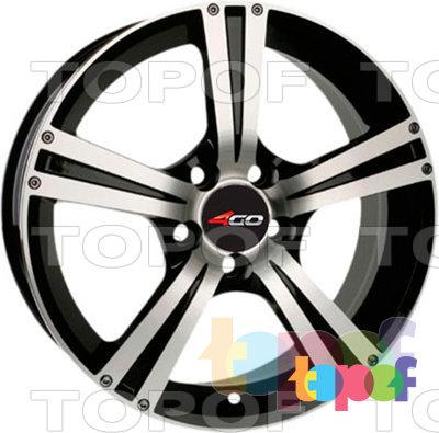 Колесные диски 4GO 26R