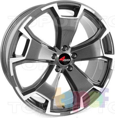 Колесные диски 4GO 279