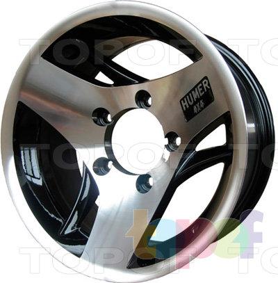 Колесные диски 4GO 3010. Изображение модели #1