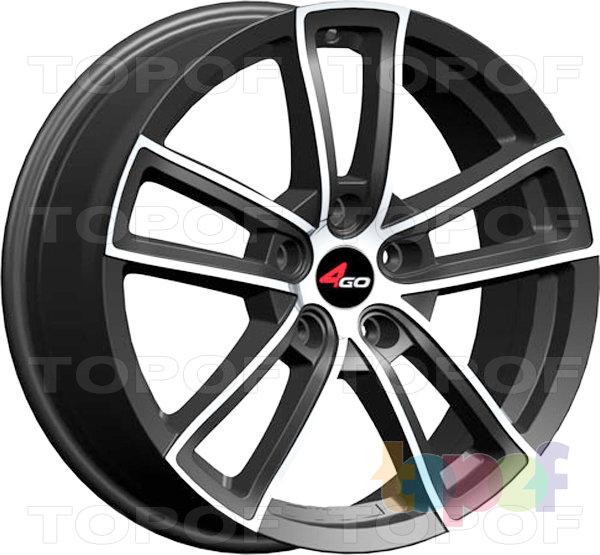Колесные диски 4GO 5019
