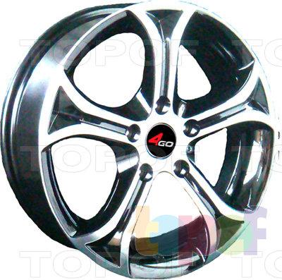 Колесные диски 4GO 5247