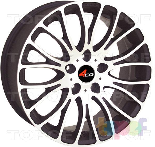 Колесные диски 4GO 867