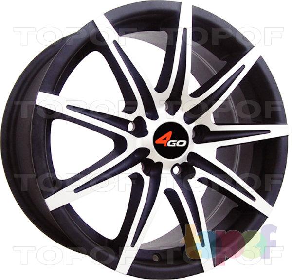 Колесные диски 4GO 9003