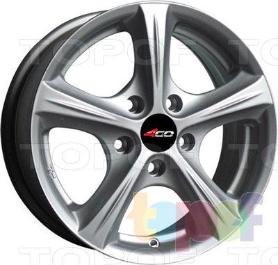 Колесные диски 4GO HH-042