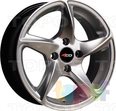 Колесные диски 4GO HH-063
