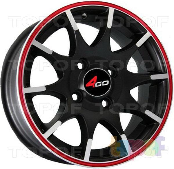 Колесные диски 4GO JJ112