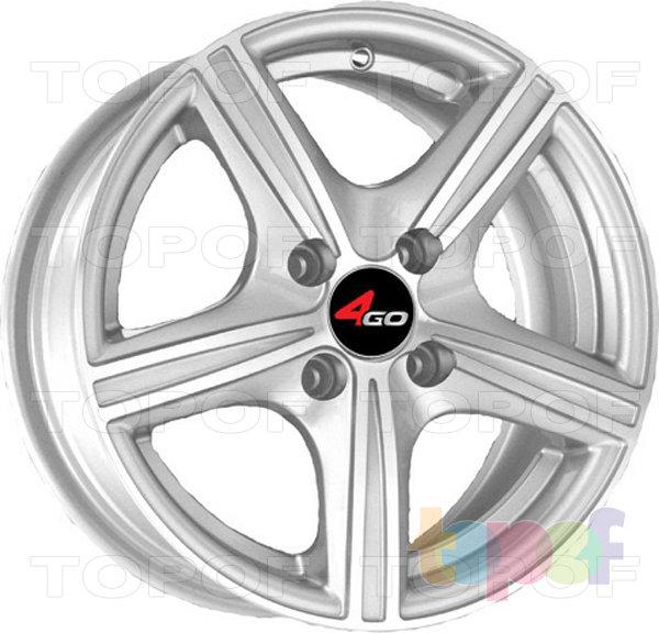Колесные диски 4GO JJ508