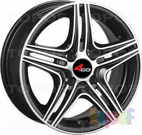 Колесные диски 4GO JJ522