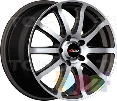 Колесные диски 4GO LF-006. Изображение модели #1