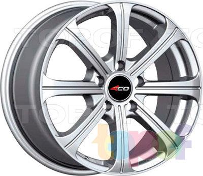Колесные диски 4GO LF-007. Изображение модели #1