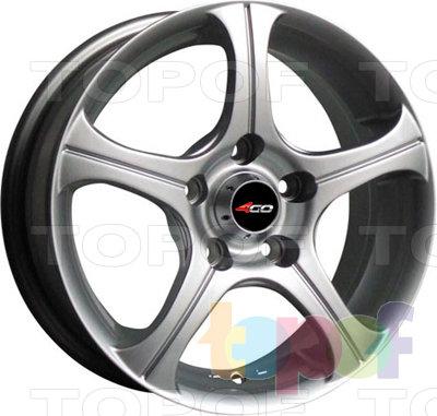 Колесные диски 4GO LF-016. Изображение модели #1