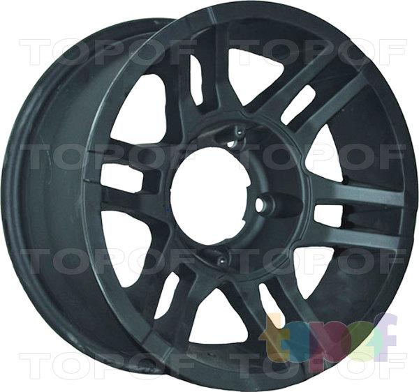 Колесные диски 4GO M180. Изображение модели #1