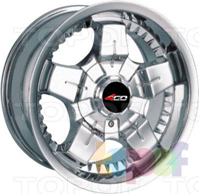 Колесные диски 4GO P-5023